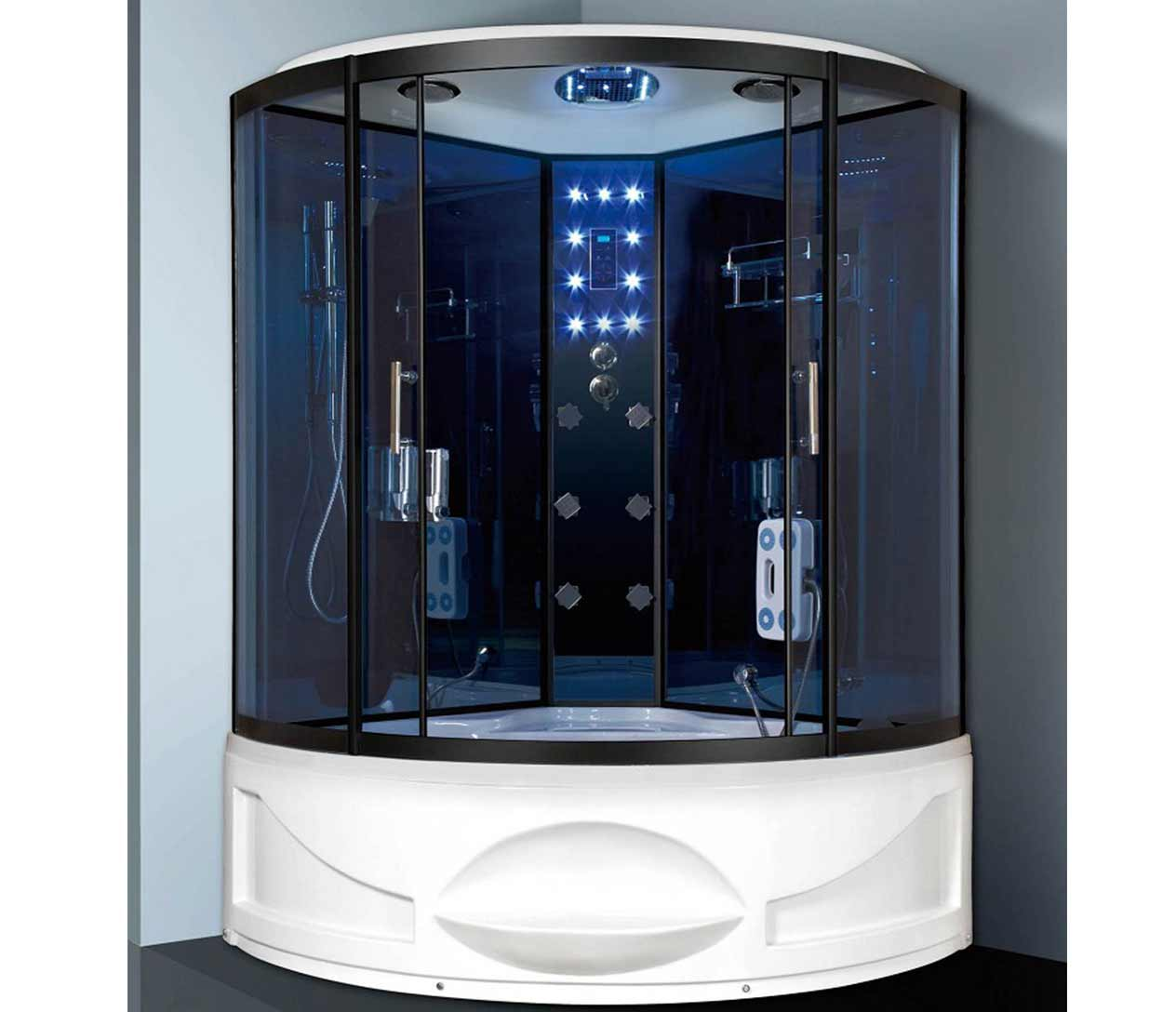E 28 Steam Shower Luxury Spas Inc