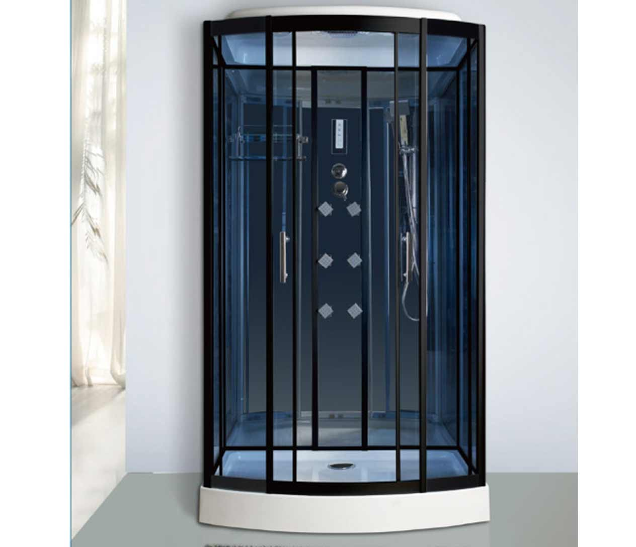 e 35 steam shower - Luxury Steam Showers